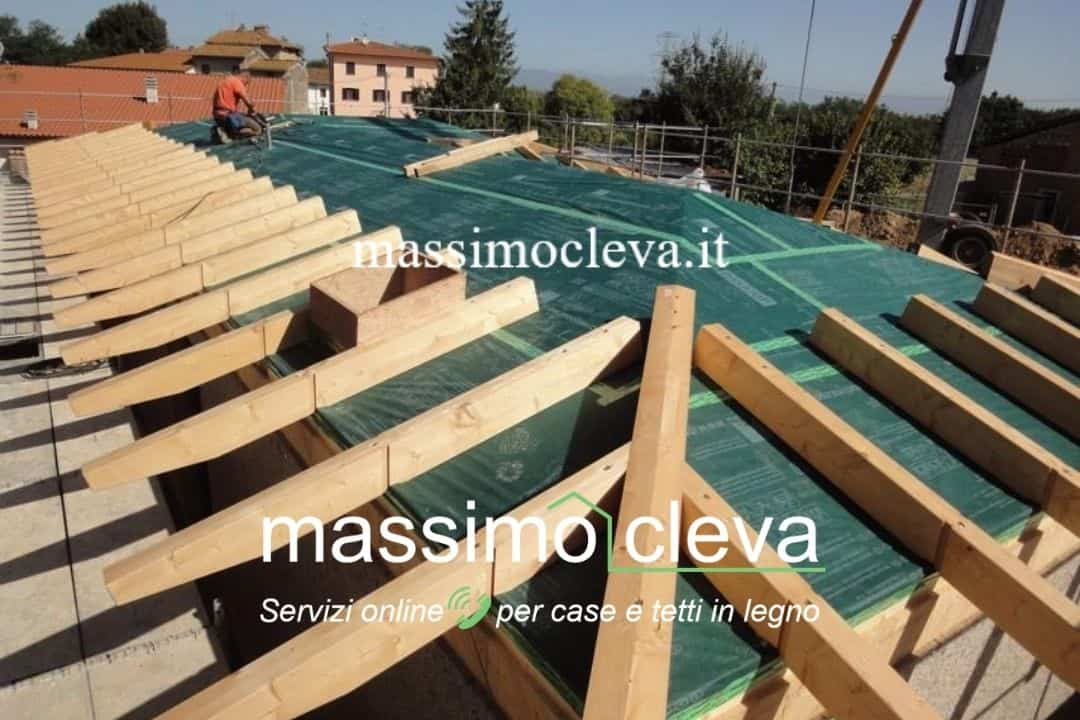 sistema doppio tetto esempio di posa - fase 3