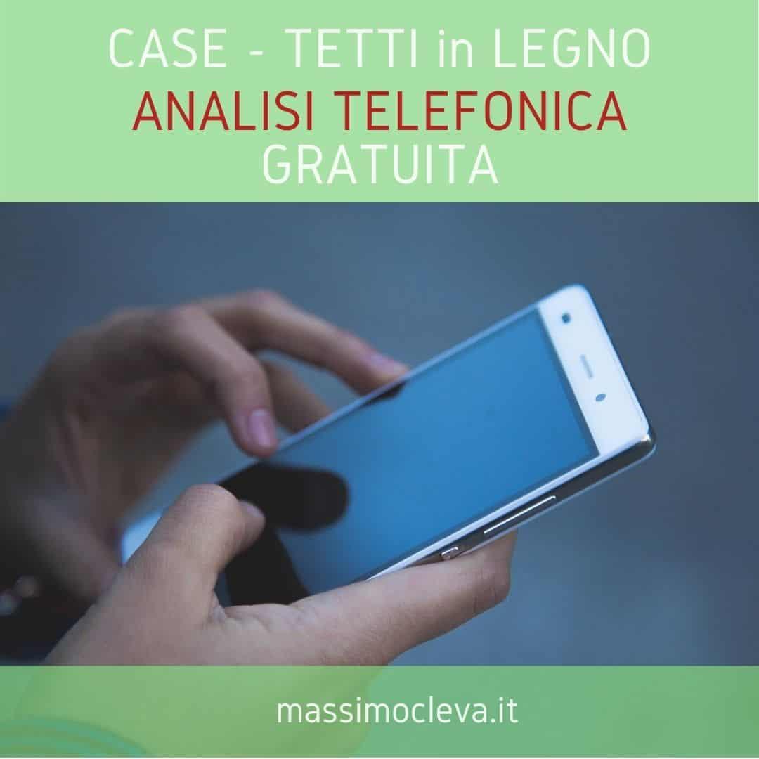 analisi telefonica gratuita